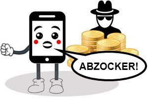 Abofalle Abzocke